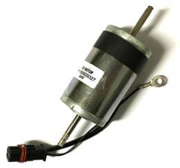 Мотор нагнетателя воздуха