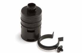 Воздушный фильтр / Глушитель забора воздуха